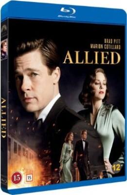 Image of   Allied - Brad Pitt 2016 - Blu-Ray