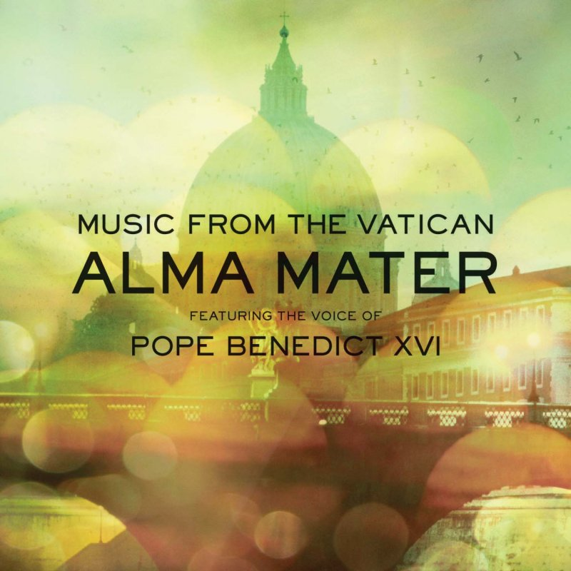 Image of   Alma Mater - Music From The Vatican - CD