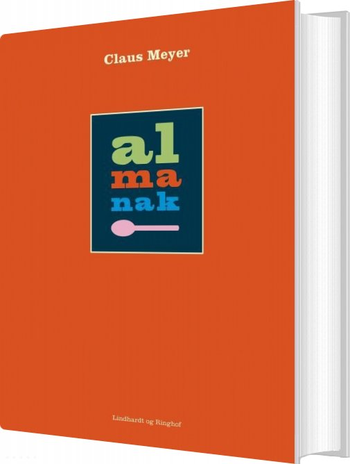 Image of   Almanak - Claus Meyer - Bog