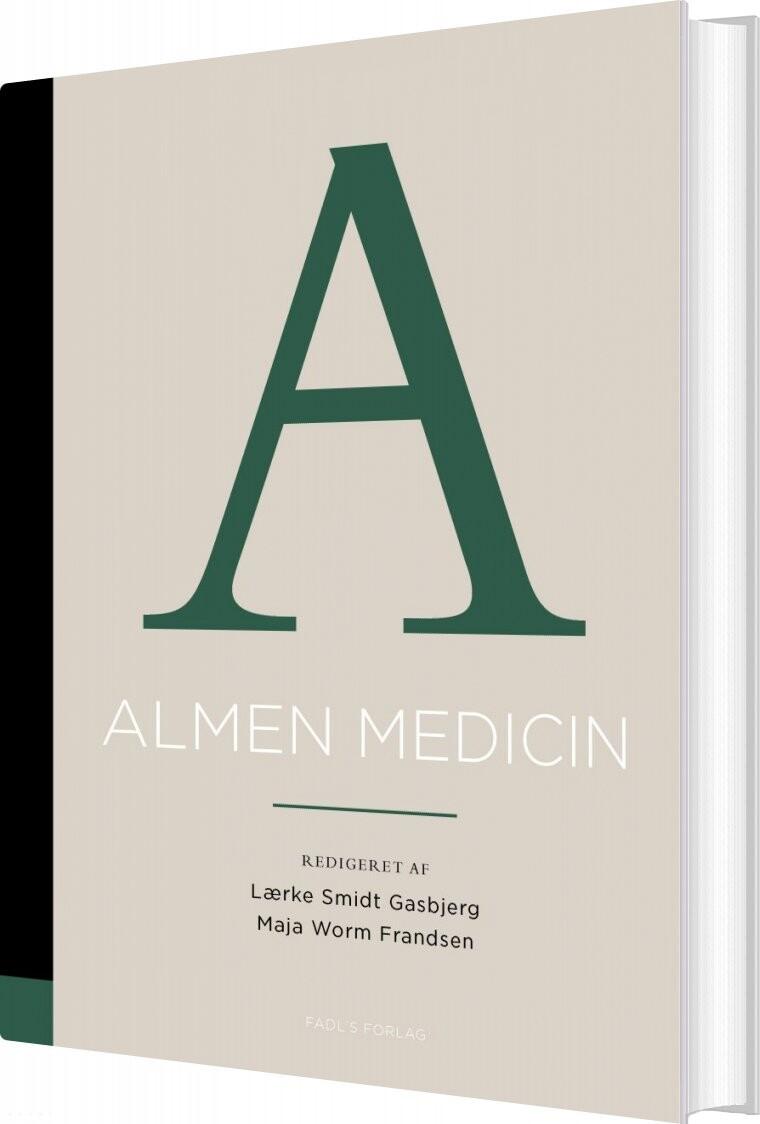 Billede af Almen Medicin - Maja Worm Frandsen - Bog