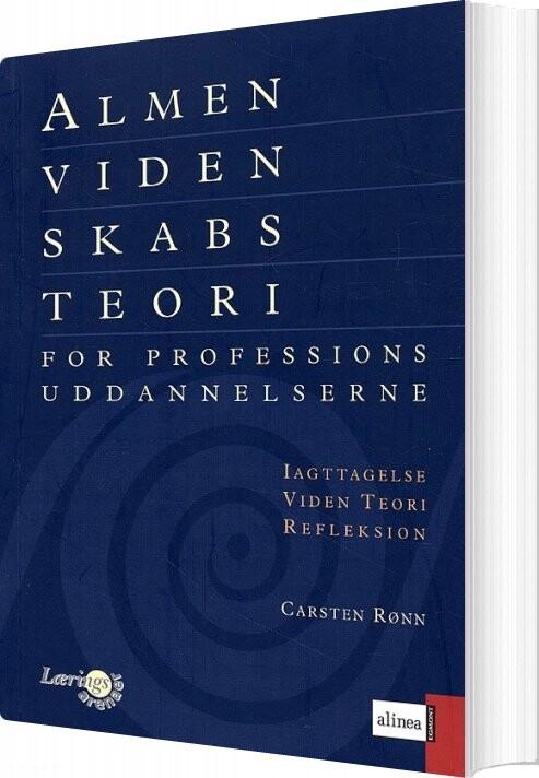 Image of   Almen Videnskabsteori - Carsten Rønn - Bog