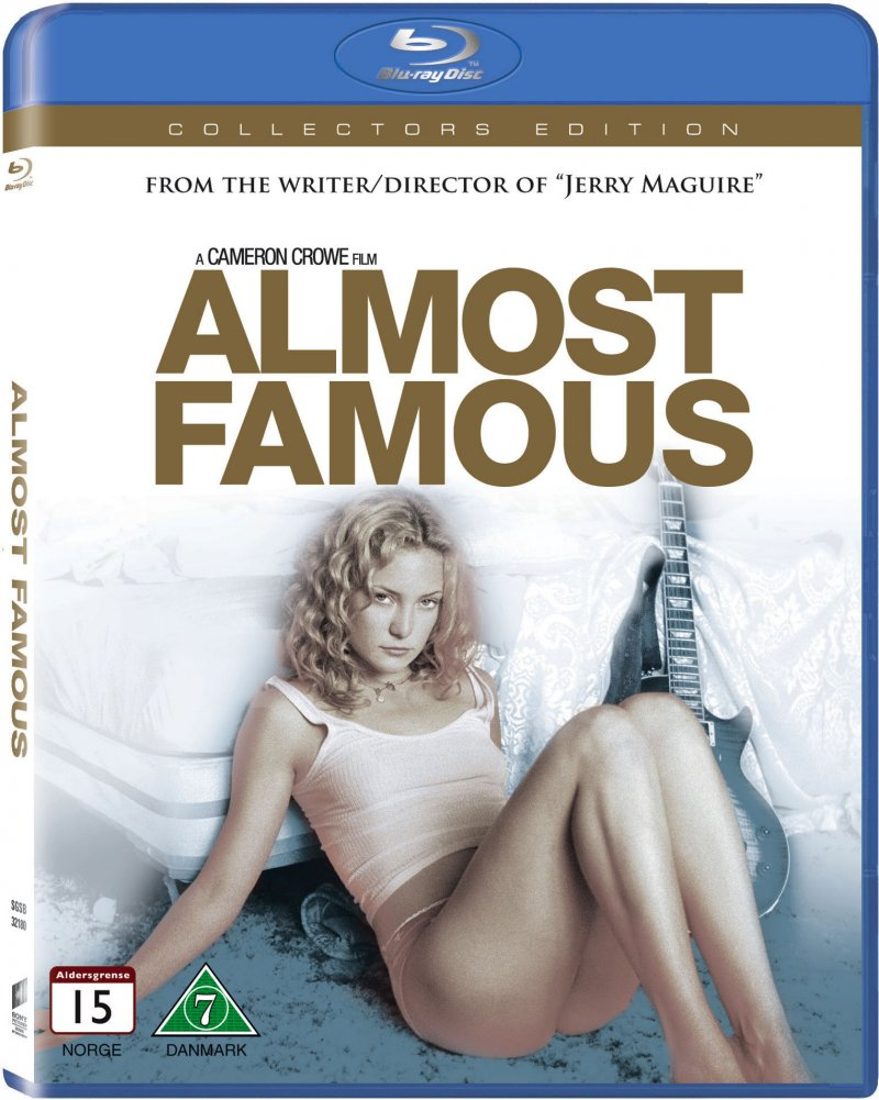 Image of   Almost Famous - Blu-Ray