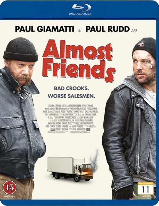 Image of   All Is Bright / Almost Friends - Blu-Ray