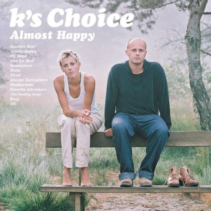 Ks Choice - Almost Happy - Vinyl / LP