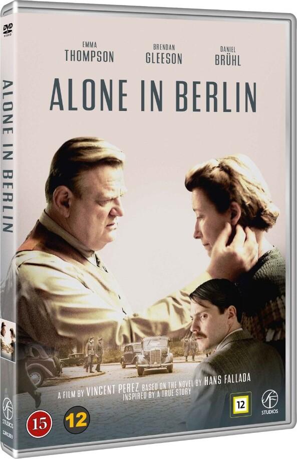 Image of   Alone In Berlin - DVD - Film