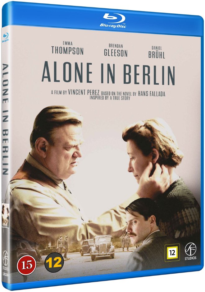 Image of   Alone In Berlin - Blu-Ray