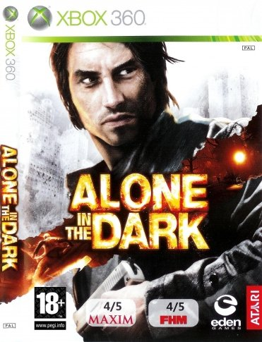 Image of   Alone In The Dark - Xbox 360