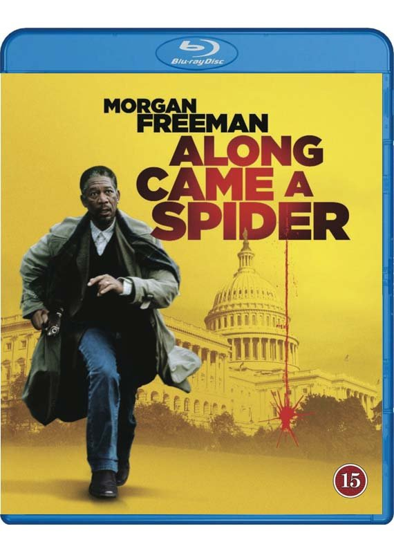Image of   Edderkoppens Spind / Along Came A Spider - Blu-Ray