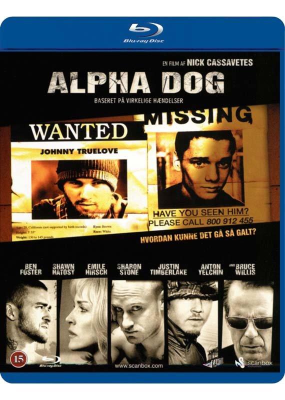 Image of   Alpha Dog - Blu-Ray