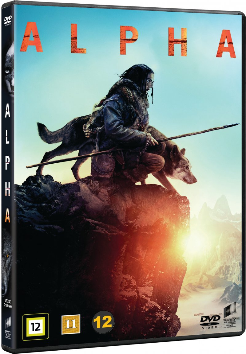 Image of   Alpha - DVD - Film
