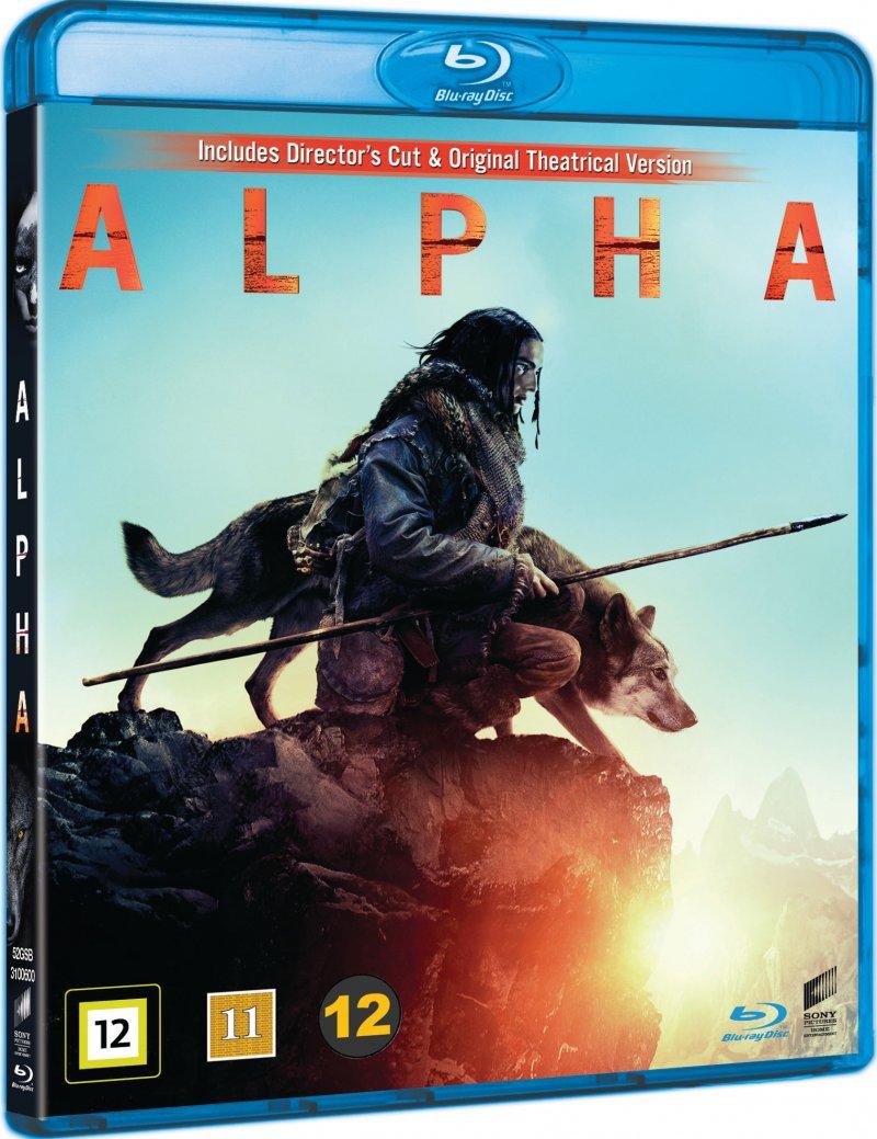 Image of   Alpha - Blu-Ray