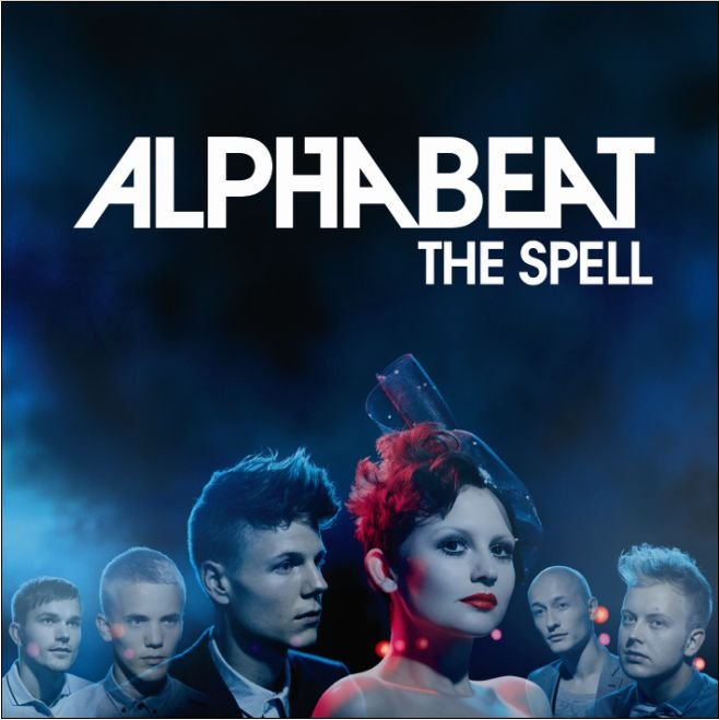 Image of   Alphabeat - The Spell - CD