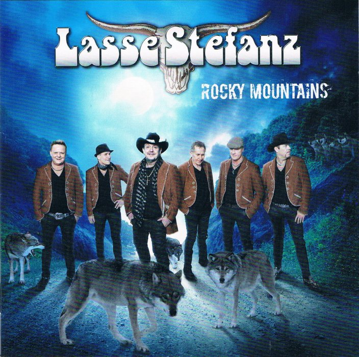 Image of   Lasse Stefanz - Rocky Mountains - CD
