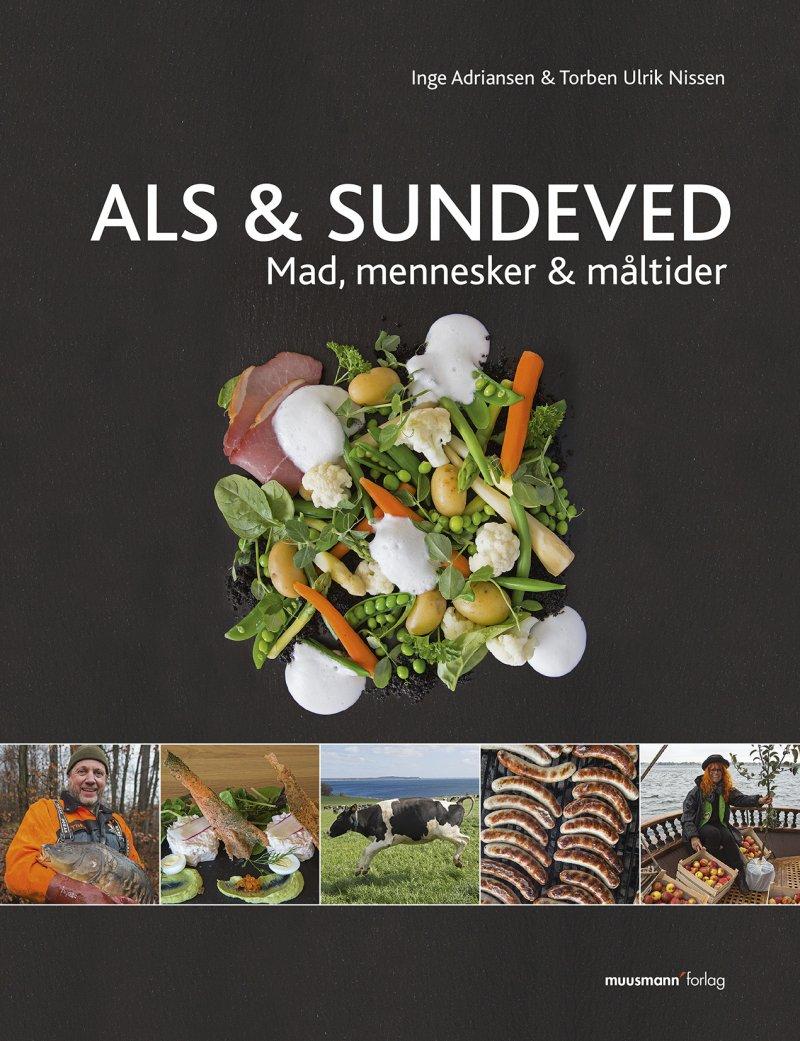 Image of   Als Og Sundeved - Inge Adriansen - Bog