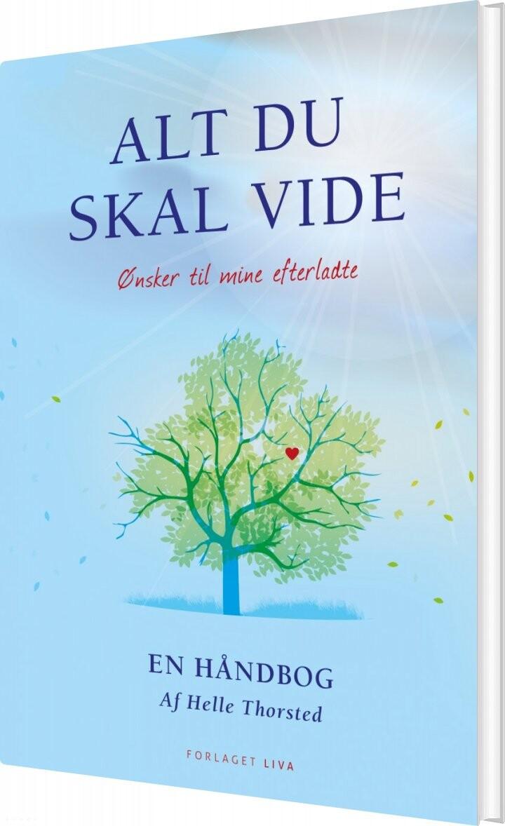 Image of   Alt Du Skal Vide - Helle Thorsted - Bog