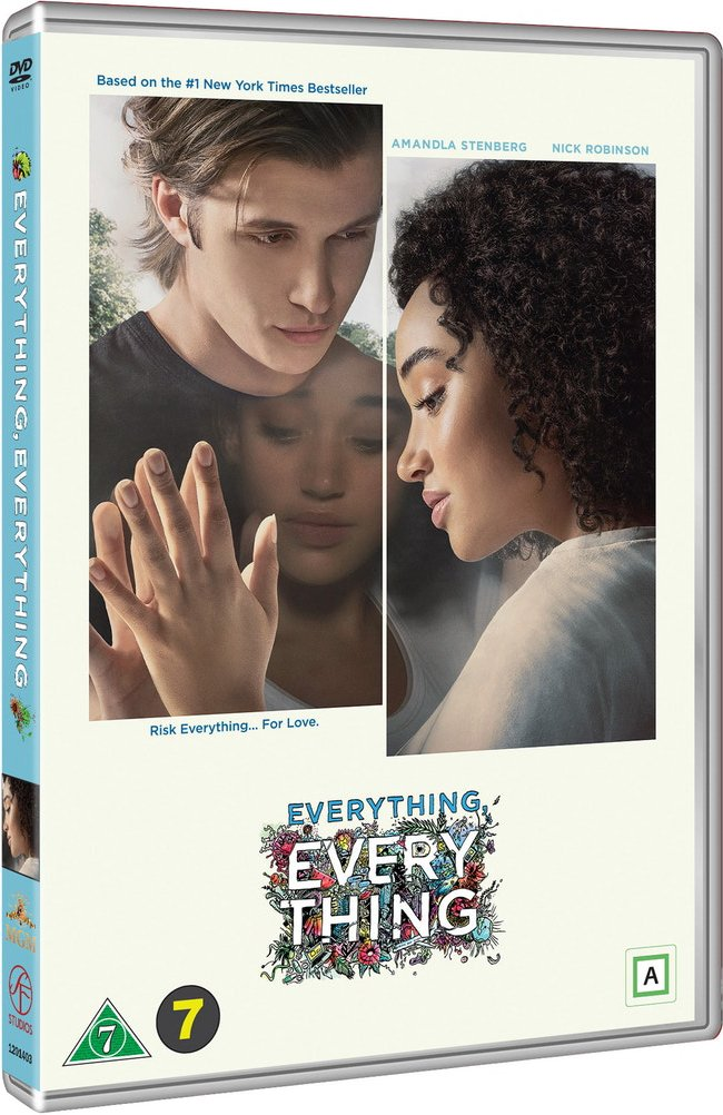 Billede af Alt Eller Intet / Everything Everything - DVD - Film