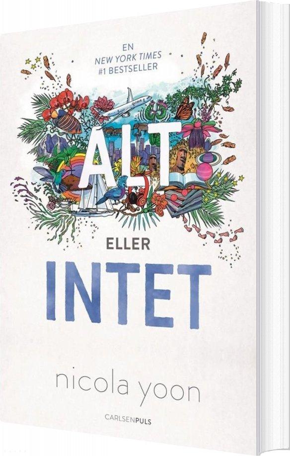 Image of   Alt Eller Intet - Nicola Yoon - Bog