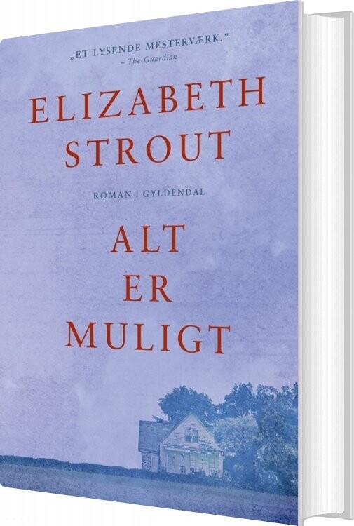 Smuk Alt Er Muligt Af Elizabeth Strout → Køb bogen billigt her TR-04