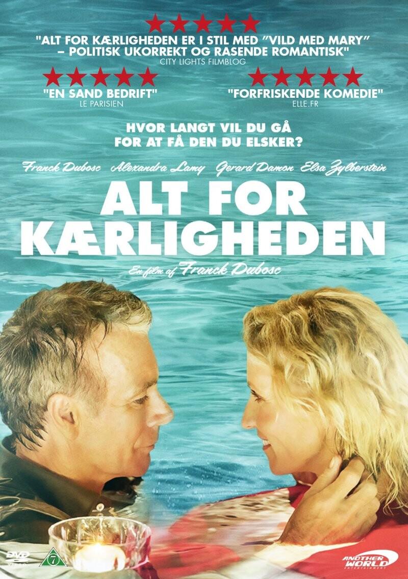 Image of   Alt For Kærligheden - DVD - Film