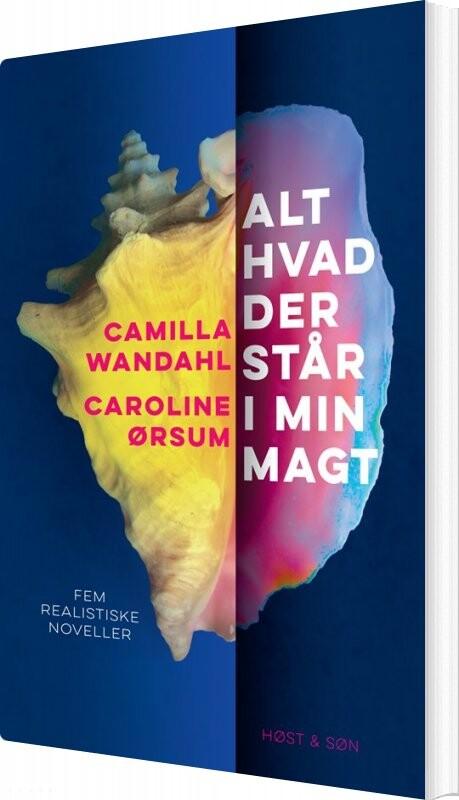 Image of   Alt Hvad Der Står I Min Magt - Caroline ørsum - Bog