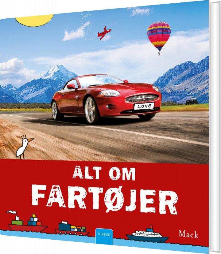 Image of   Alt Om Fartøjer - Mack - Bog