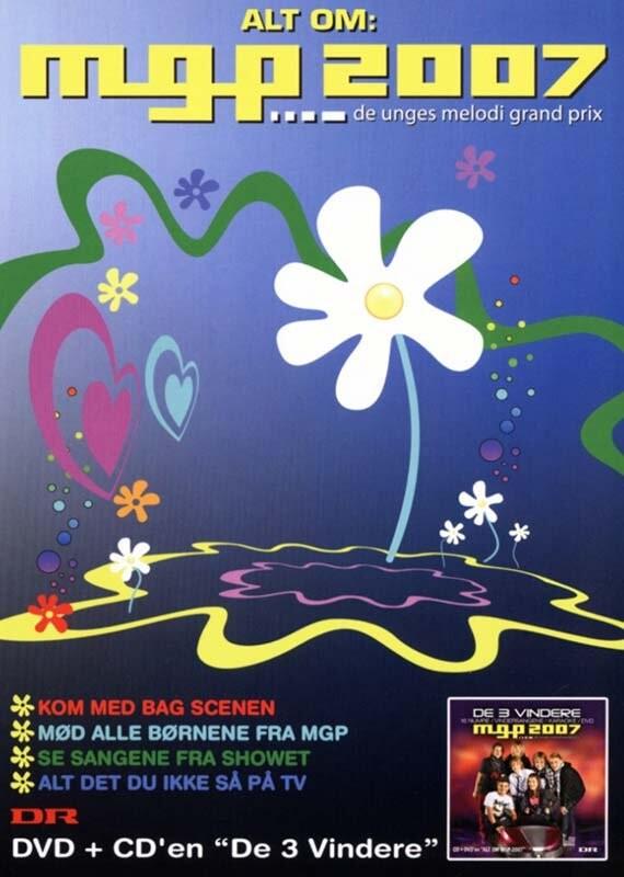 Image of   Alt Om Mgp 2007 - DVD - Film