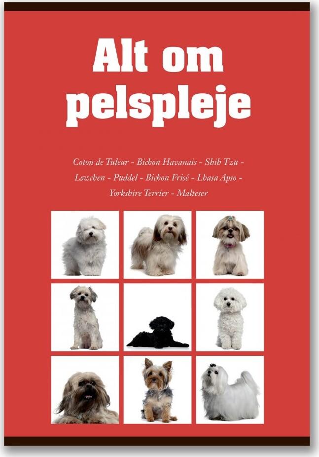 Image of   Alt Om Pelspleje - Sarah Jensen - Bog