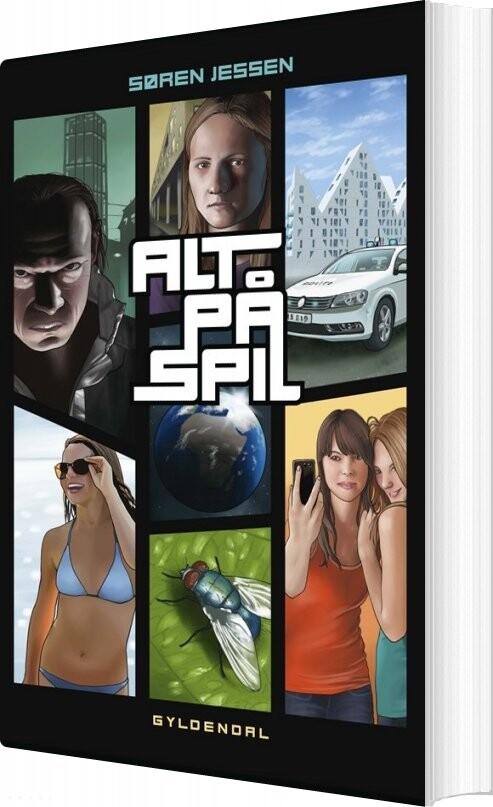 Image of   Alt På Spil - Søren Jessen - Bog