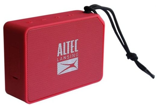 Image of   Altec Lansing One - Vandtæt Bluetooth Højttaler - Rød