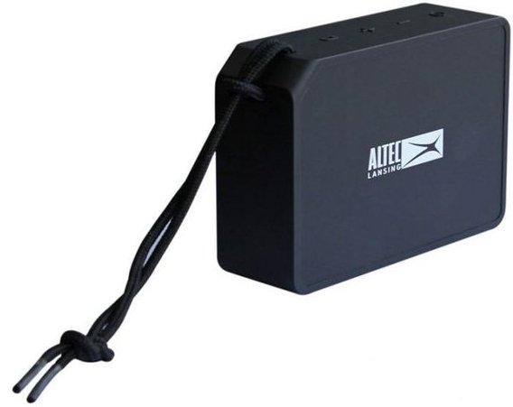 Image of   Altec Lansing One - Vandtæt Bluetooth Højttaler - Sort