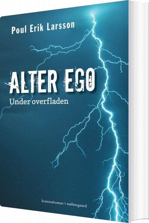 Image of   Alter Ego - Poul Erik Larsson - Bog