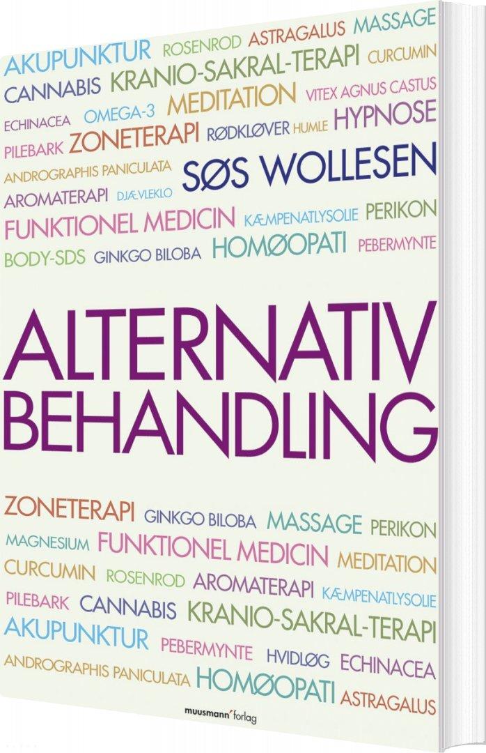 Image of   Alternativ Behandling - Søs Wollesen - Bog