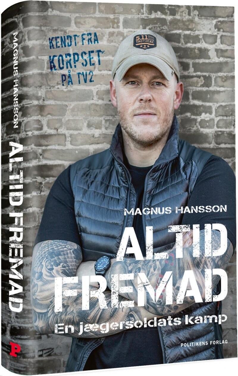 Image of   Altid Fremad - Magnus Hansson - Bog