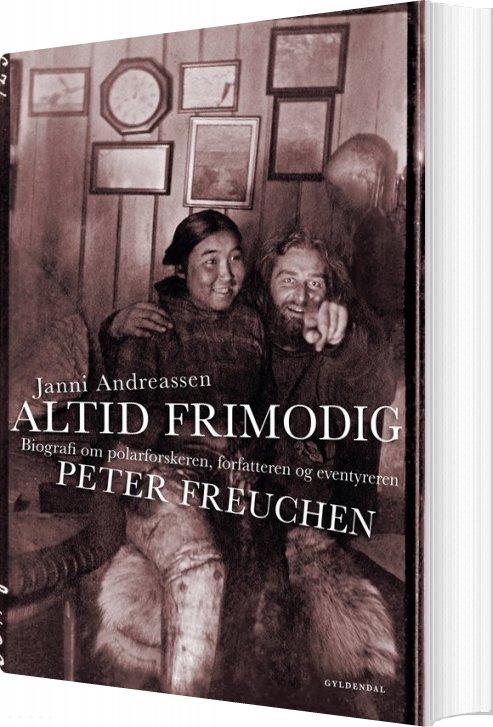 Image of   Altid Frimodig - Janni Andreassen - Bog