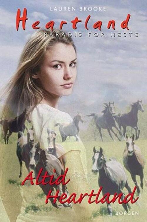 Image of   Altid Heartland - Lauren Brooke - Bog