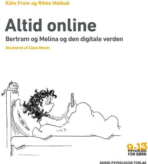 Image of   Altid Online - Rikke Mølbak - Bog