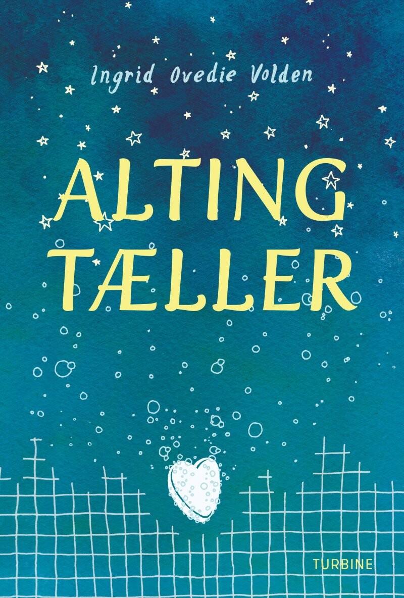 Image of   Alting Tæller - Ingrid Ovedie Volden - Bog