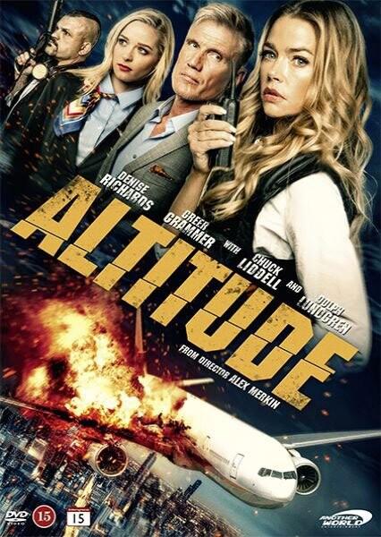 Image of   Altitude - DVD - Film