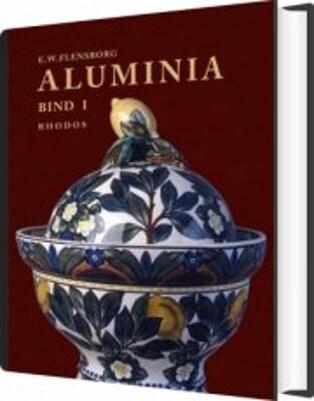 Image of   Aluminia - Erhard Winge Flensborg - Bog