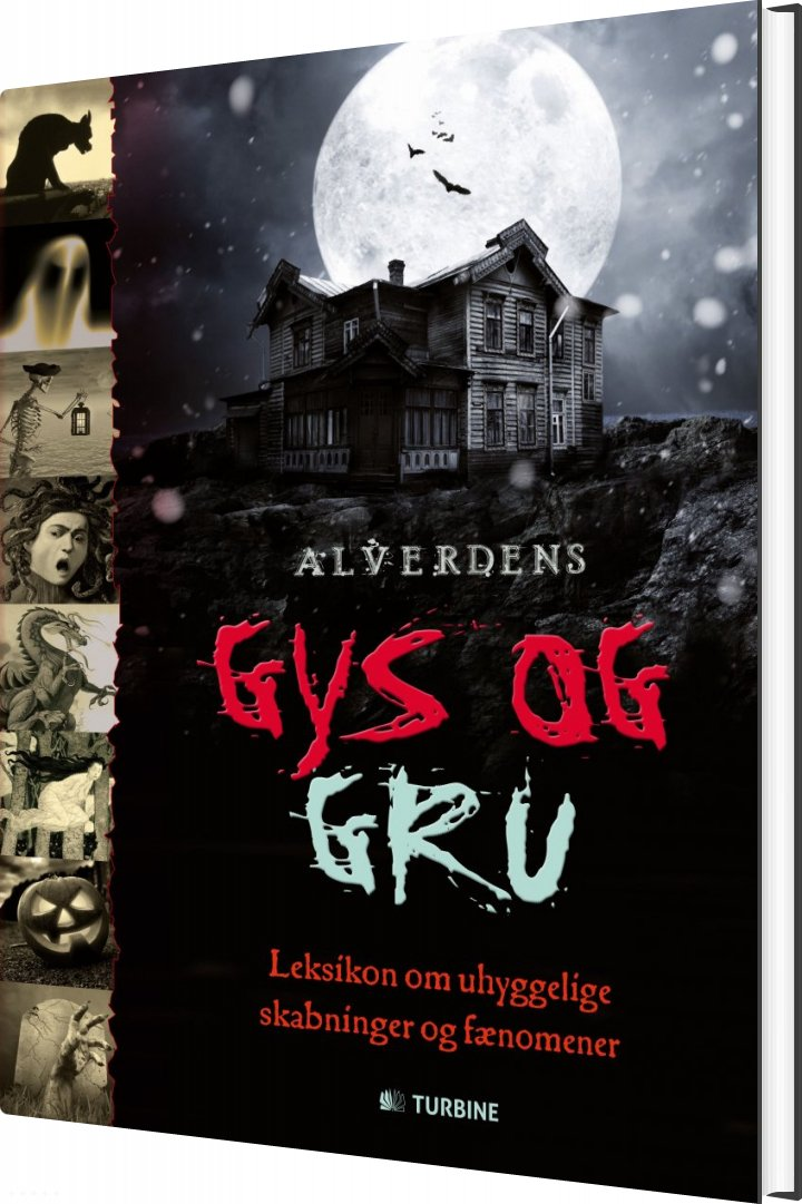 Image of   Alverdens Gys Og Gru - Scott Forbes - Bog
