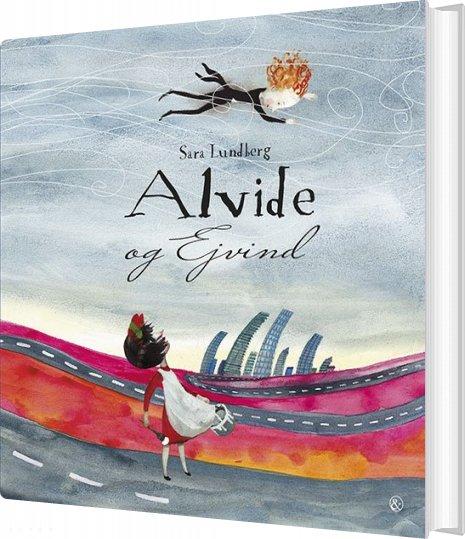 Image of   Alvide Og Ejvind - Sara Lundberg - Bog