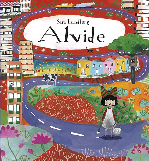 Image of   Alvide - Sara Lundberg - Bog