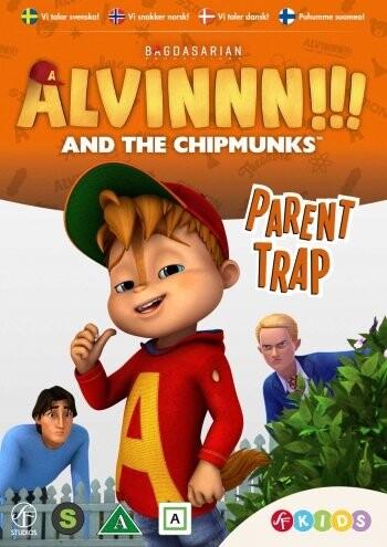 Image of   Alvin & De Frække Jordegern - Sæson 2 Vol. 5 - DVD - Film