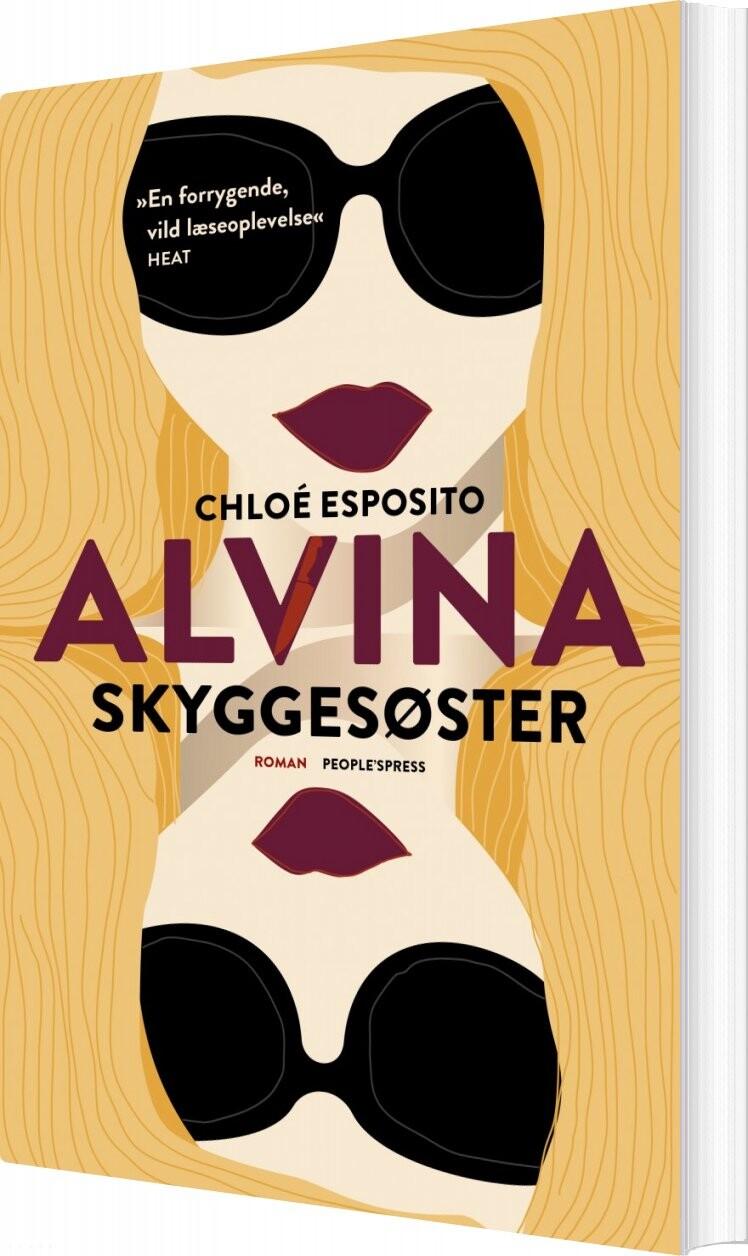 Image of   Alvina 1 - Skyggesøster - Chloé Esposito - Bog