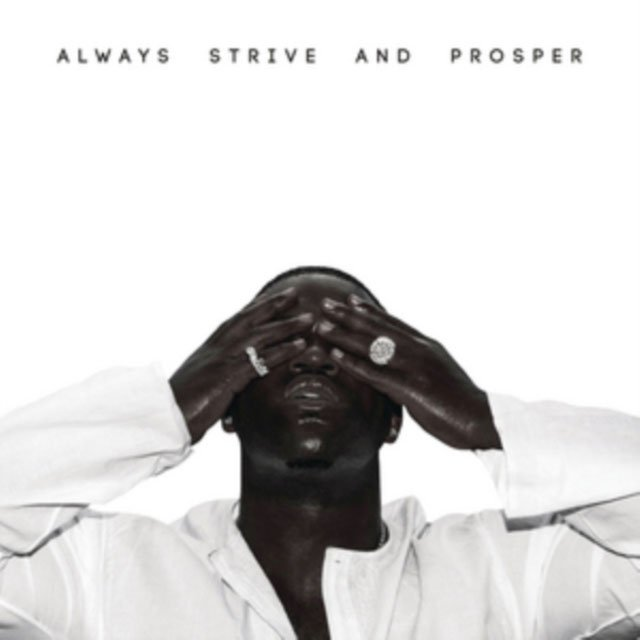 Image of   A$ap Ferg - Always Strive And Prosper - Vinyl / LP