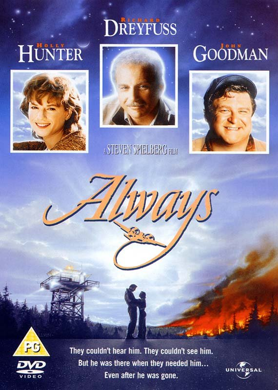Image of   Always - DVD - Film