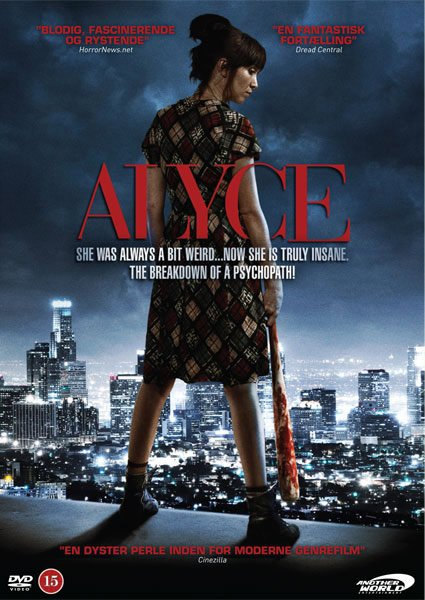 Image of   Alyce - DVD - Film