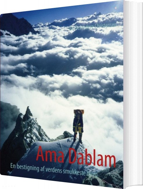 Image of   Ama Dablam - Bo Belvedere Christensen - Bog