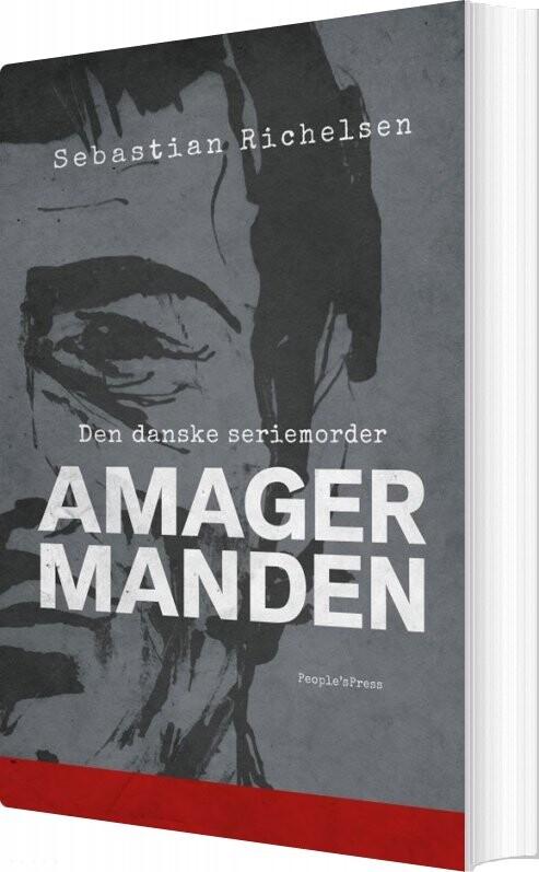 Image of   Amagermanden - Sebastian Richelsen - Bog