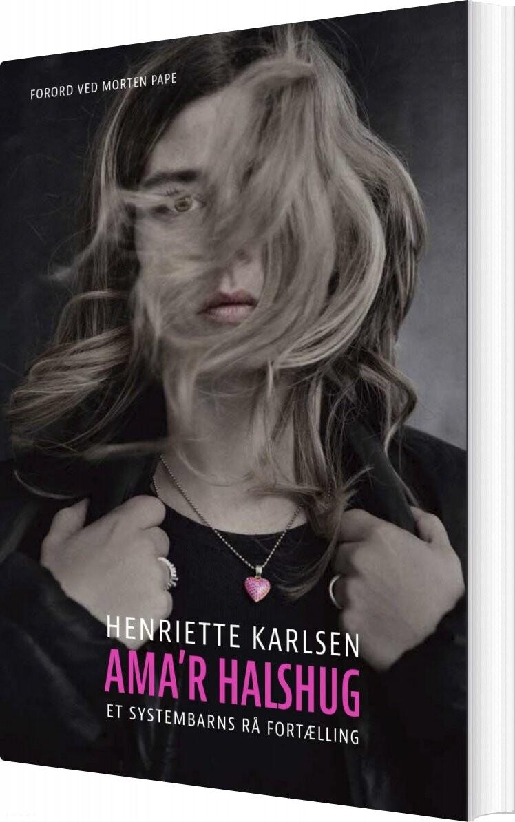 Image of   Amar Halshug - Henriette Karlsen - Bog